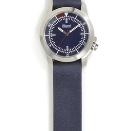 MIANSAI - M3-Navy Navy Leather