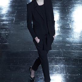 Theyskens' Theory - Resort 2013 Look1