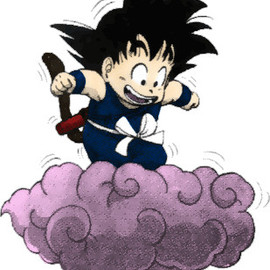DRAGON BALL - 筋斗雲 - Flying Nimbus