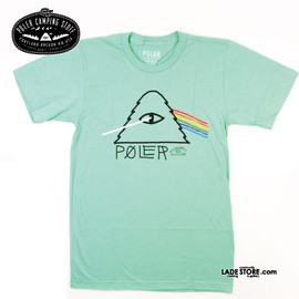 POLER CAMPING STUFF - Psychedelic / Forest Service Green