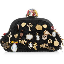 FW2015 Sacred Heart Evening Bag