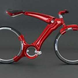 John Viillarreal's Design - Concept Bike