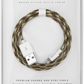 Le Cord™ - Lightning Cable - Camo