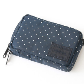"""STELLAR (NEW)"" 2WAY WAIST BAG NAVY"