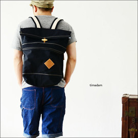 timadam - NEW BACKPACK medium