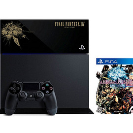 Sony Computer Entertainment - PlayStation(R)4 × FINAL FANTASY XIV: A REALM REBORN EDITION