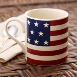 POLO RALPH LAUREN - Hamptons Flag Mug