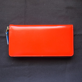 Wallet COMME des GARCONS - 二つ折りZIP長財布 (SA0110SF)
