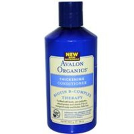 Avalon Organics - Biotin B-Complex Therapy Thickening Conditioner