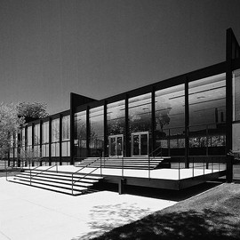 Mies Van der Rohe - Illinois Institute of Technology, Chicago, USA