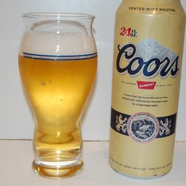 Golden, CO - Coors Beer