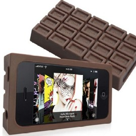 Chocolate Style Silicone Case Chocolate iPhone Case Accessory