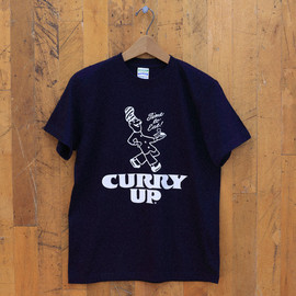 HUMAN MADE - CURRY UP T