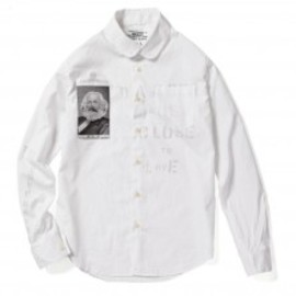 fragment design×PEEL&LIFT - アナーキーシャツver.3