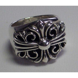 CHROME HEARTS - KEEPER RING