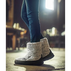 THE NORTH FACE - Nuptse Bootie WP WOOL LUX II