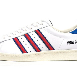 "adidas - SUPERSTAR 80V D-MOP ""D-Mop"" ""SUPERSTAR PACK"" ""CONSORTIUM 10th ANNIVERSARY"""