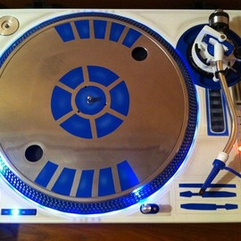 The R2-D2 Turntable