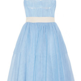 D&G - Layered tulle dress