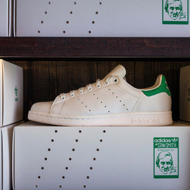 adidas Originals - Stan Smith (White/Fairway)