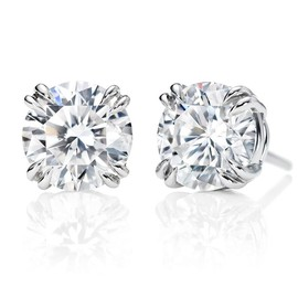 HARRY WINSTON - Brilliant Earstuds