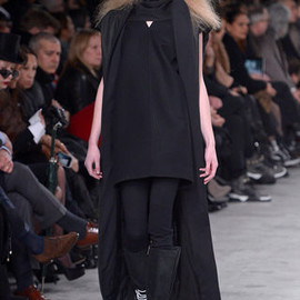 Rick Owens - Fall 2013 Ready-to-Wear Collection