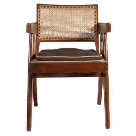 Pierre Jeanneret - Teak Conference Chair for Chandigarh, India