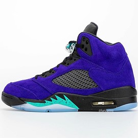 "NIKE - Air Jordan 5 Retro ""Grape Ice"""