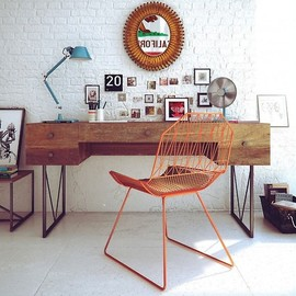 (via Wonderful Home Workspaces)
