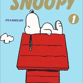 Charles Monroe Schulz - A peanuts book featuring Snoopy