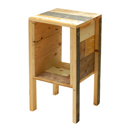 Piet Hein Eek  - Scrapwood Side Table
