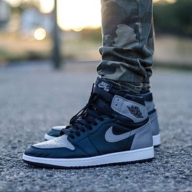 NIKE - Air Jordan1 SHADOW