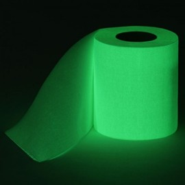 DUCK PLANTING - Glow in the Dark Toilet Roll