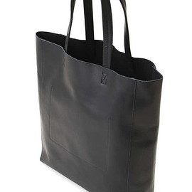 MARGARET HOWELL - SOFT LEATHER TOTE BAG