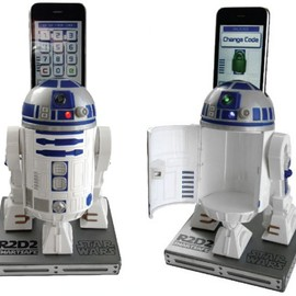 R2D2 IPHONE SAFE