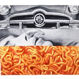 James Rosenquist, Art Production Fund - WOW (Works on Whatever): James Rosenquist Towel