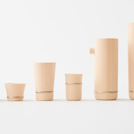 Nendo - Oke collection