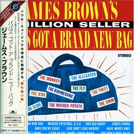 JAMES BROWN - RARAS GOT A BRAND NEW BAG