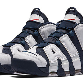 Nike - Air More Uptempo Olympic 2016