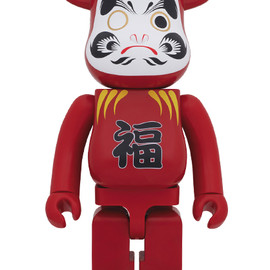 MEDICOM TOY - BEARBRICK 達磨