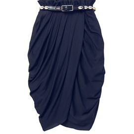 3.1 Phillip Lim - navy skirt