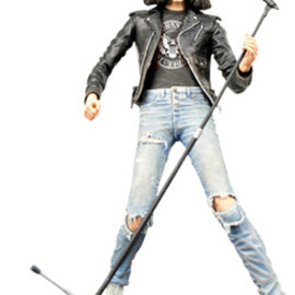 NECA - Ramones - Action Figure : Joey Ramone