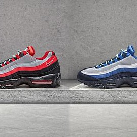 Nike - NIKE AIR MAX 95 MERSEYSIDE DERBY PACK