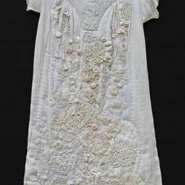 A Dress For Elizabeth Barber
