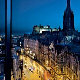 scotland - Hotel Missoni, Edinburgh
