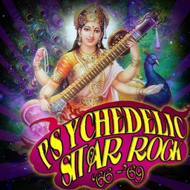 Various artists - Psychedelic Sitar Rock '66 - '69