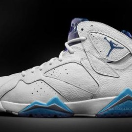 Nike - NIKE AIR JORDAN VII RETRO FRENCH BLUE 2015