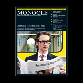 MONOCLE - Volume 1 Issue 08