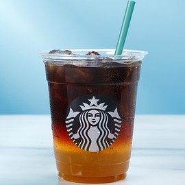 Starbucks - COLD BREW Apple Citrus