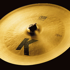 "Zildjian - 17"" K China"
